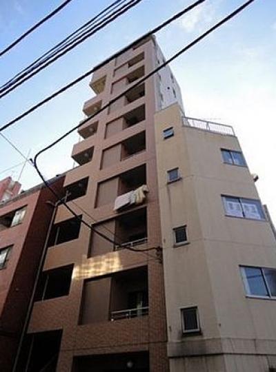 マンション 中古 中央区入船 利回り4.4% RC造 築14年