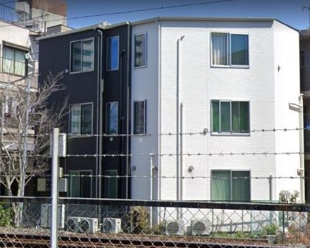 アパート 中古 江東区亀戸 木造 築5年